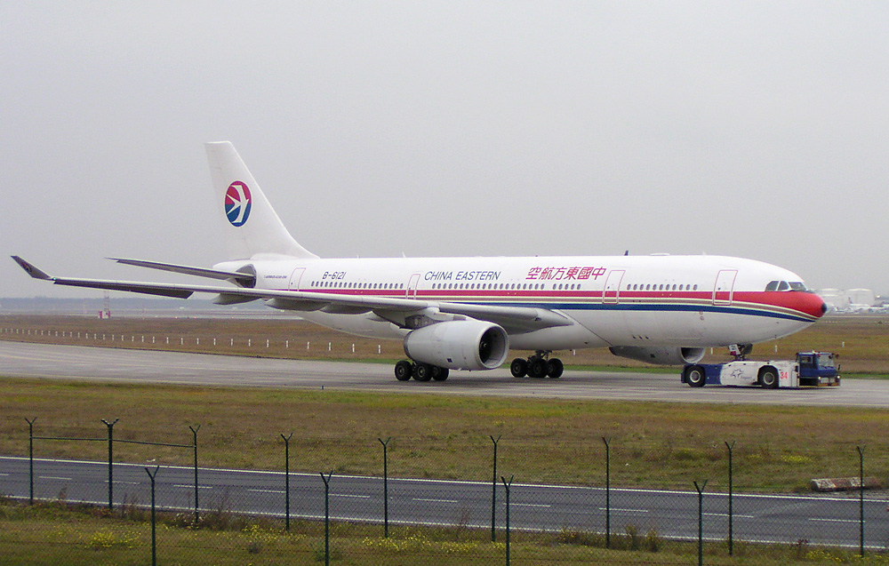 China Eastern Airlines Airbus A330-200 (Foto: Arcturus | GNU Free Documentation License 1.2)
