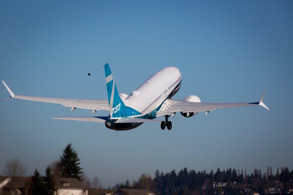 Boeing 737 MAX 7 (Foto: Boeing)