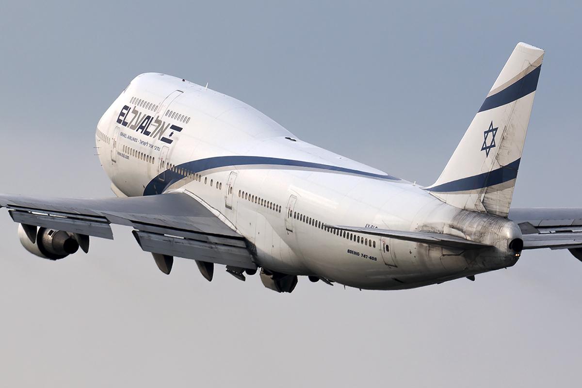 Til marts 2019 udfaser det israelske flyselskab El Al sine Boeing 747-fly. Foto: Dmitry Terekhov