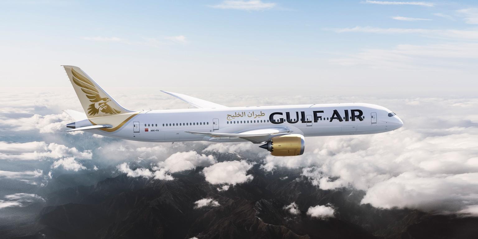 Gulf Air – Boeing 787-9 Dreamliner (Foto: Gulf Air)
