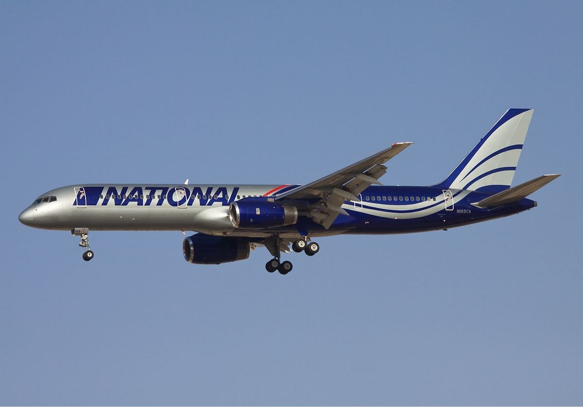 National Airlines Boeing 757-200 (Foto: Ole Simon | GNU Free Documentation License 1.2)