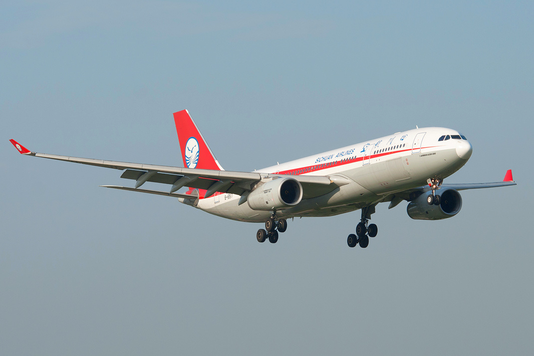 Sichuan Airlines Airbus A330-200 (Foto: Mjordan 6 | CC 3.0)
