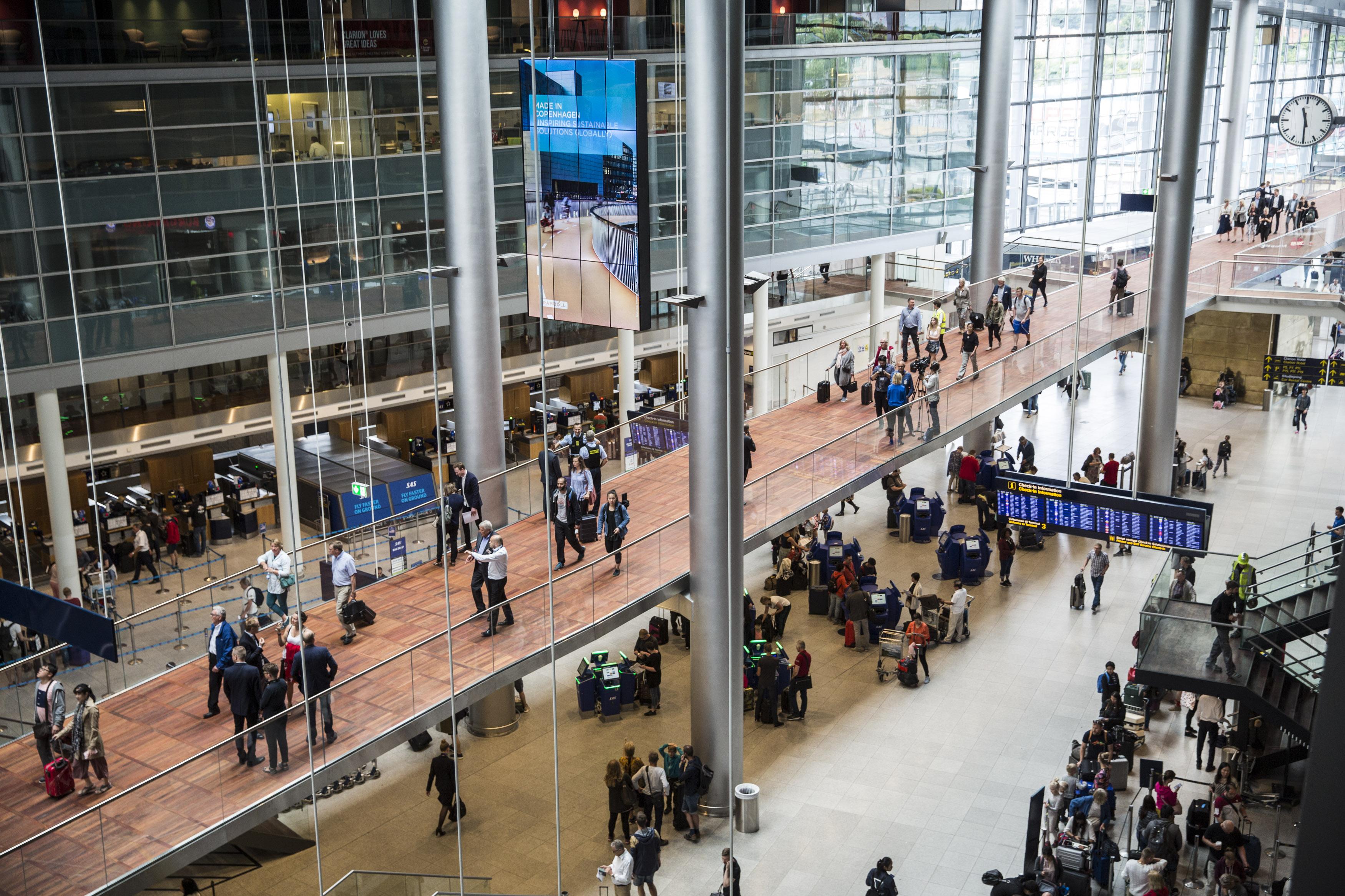 Terminal 3 i CPH.