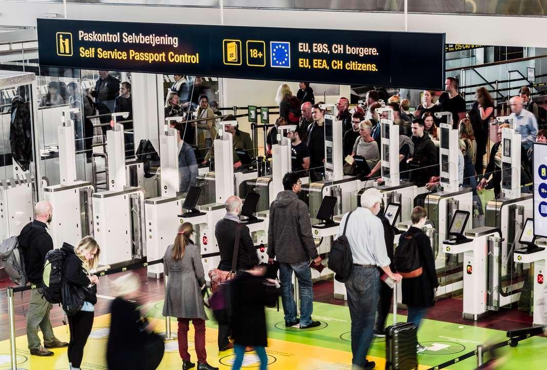 københavns lufthavn pas