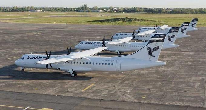 ATR72-600 fly til Iran Air (Foto ATR Aircraft)