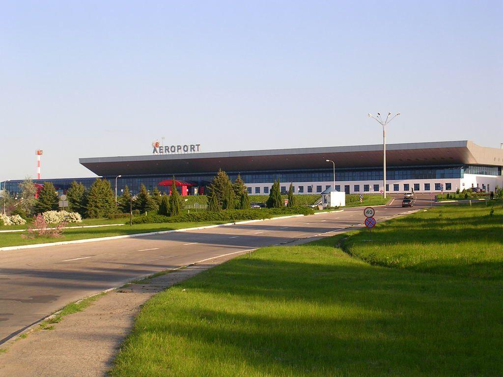 Chisinau International Airport i Moldova (Foto: Serhio   CC 1.2)