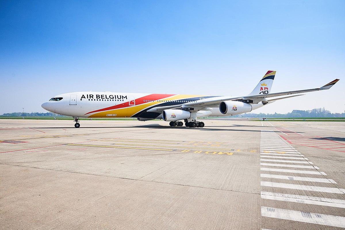 A340-300 fra Air Belgium (Foto: Koenn07 | CC 4.0)
