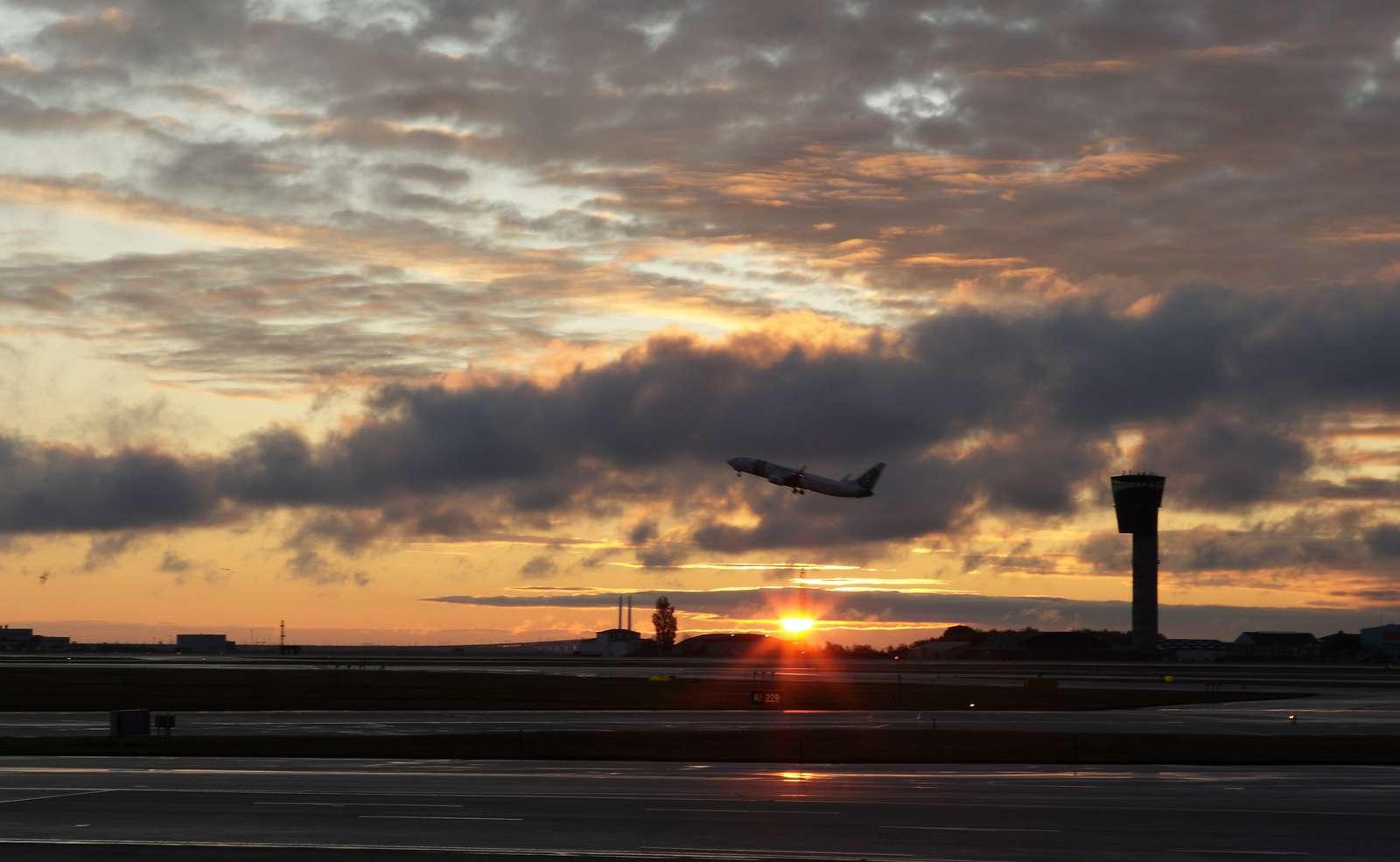 Københavns Lufthavn (Arkivfoto: Ernst Tobisch)