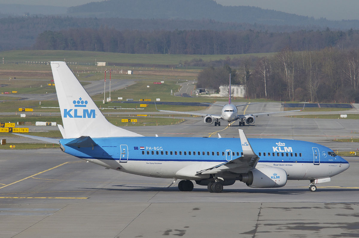 Boeing 737-700 fra KLM (Foto: Aero Icarus | CC 2.0)