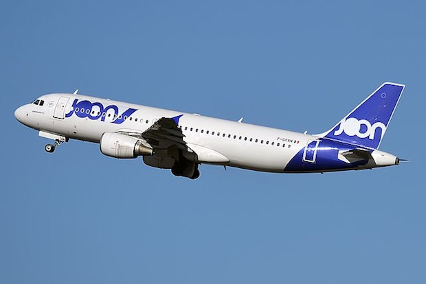 A320-200 fra Joon. (Foto: Wikimedia Commons)