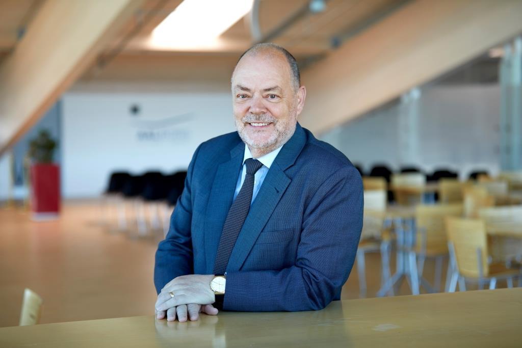 Administrerende direktør Søren Svendsen, Aalborg Lufthavn. (Foto; AAL)