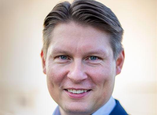 Topi Manner, lommende koncernchef hos Finnair. (Foto: Finnair/PR)