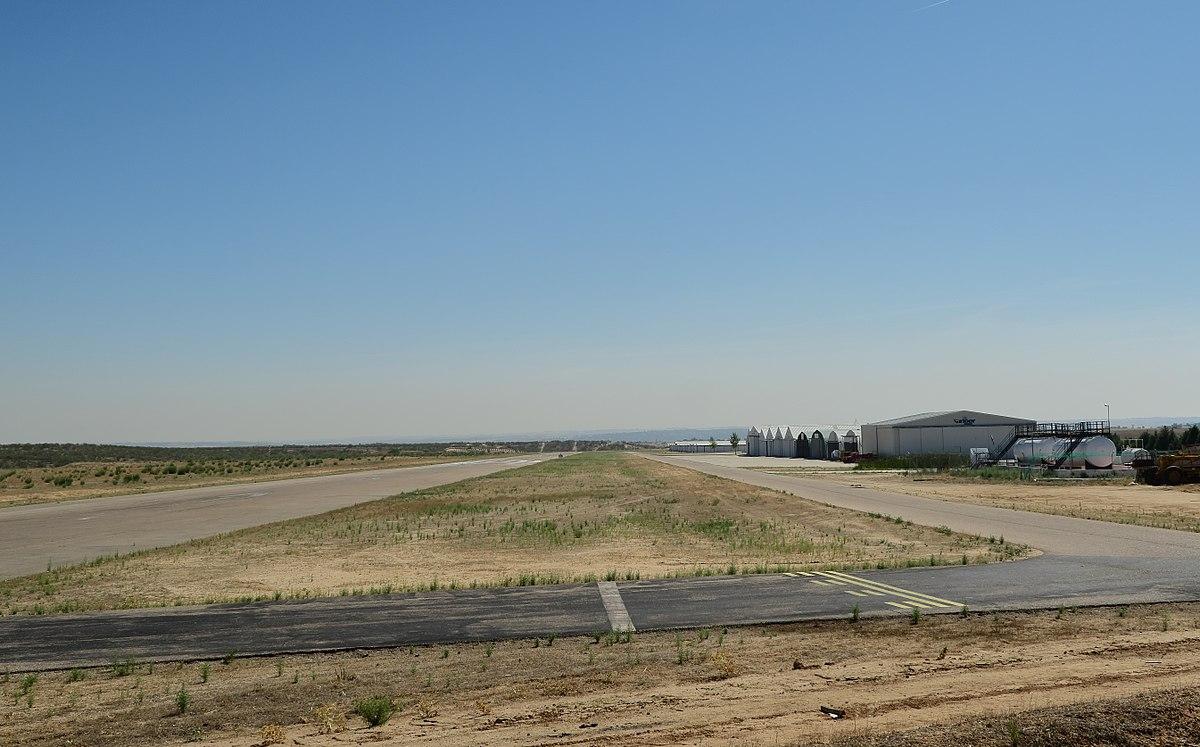 Aeródromo_de_Casarrubios_del_Monte (Foto: Malopez 21 | CC 4.0)