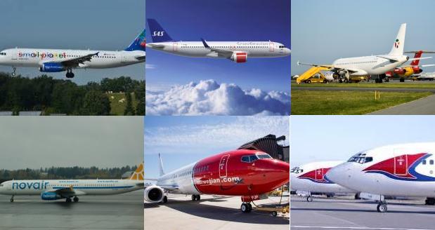 Seks flyselskaber skal flyve for Bravo Tours i vinteren 2018/19.