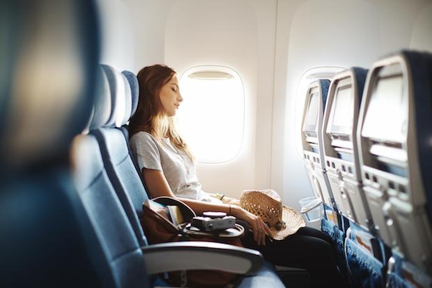 Økonomiklasse på Cathay Pacific. (Foto: PR)