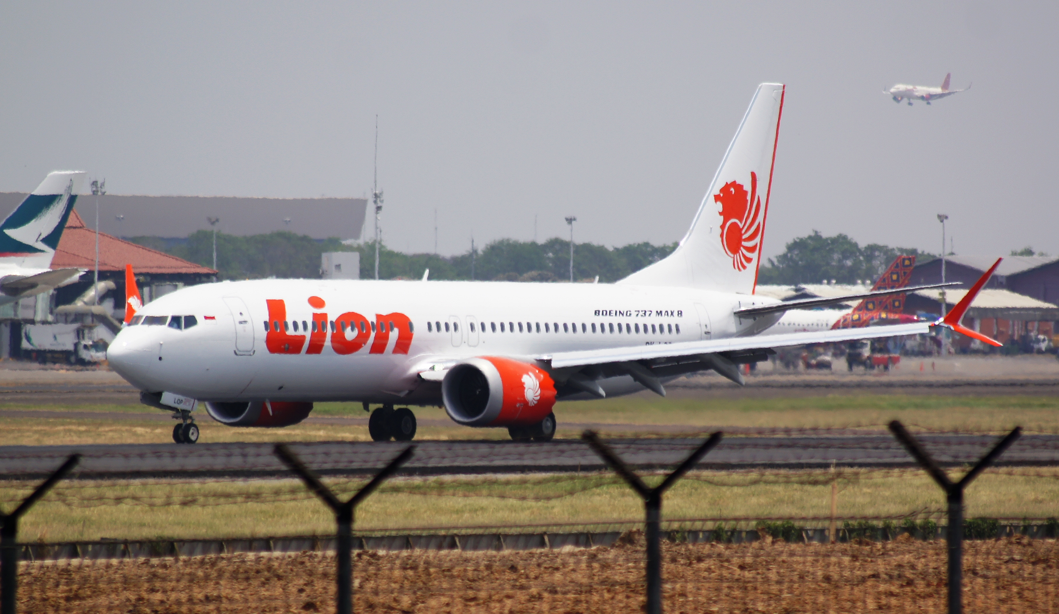 Ulykkesflyet PK-LQP fra Lion Air. (Foto: PK-REN, Jakarta | CC 2.0)