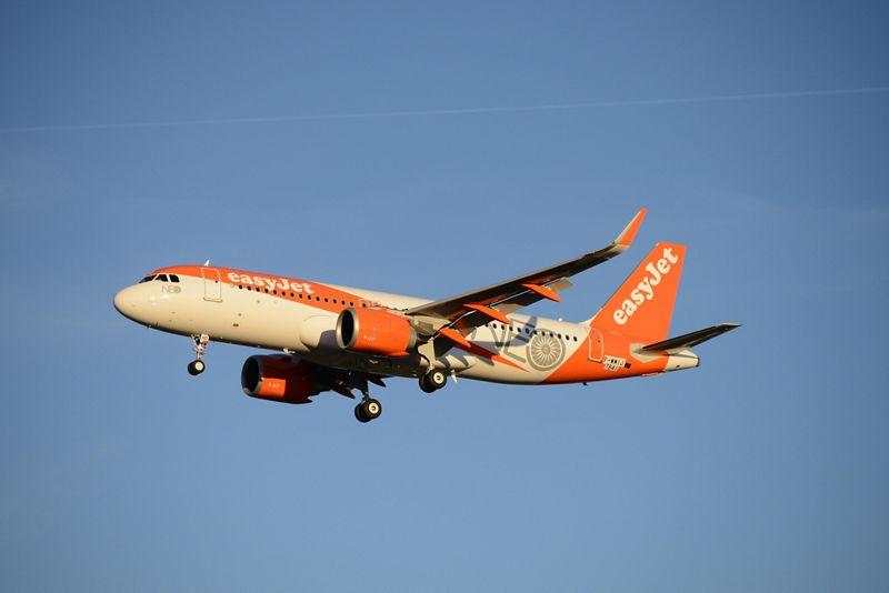 Airbus A320-200neo fra easyJet (Foto: Airbus/PR)