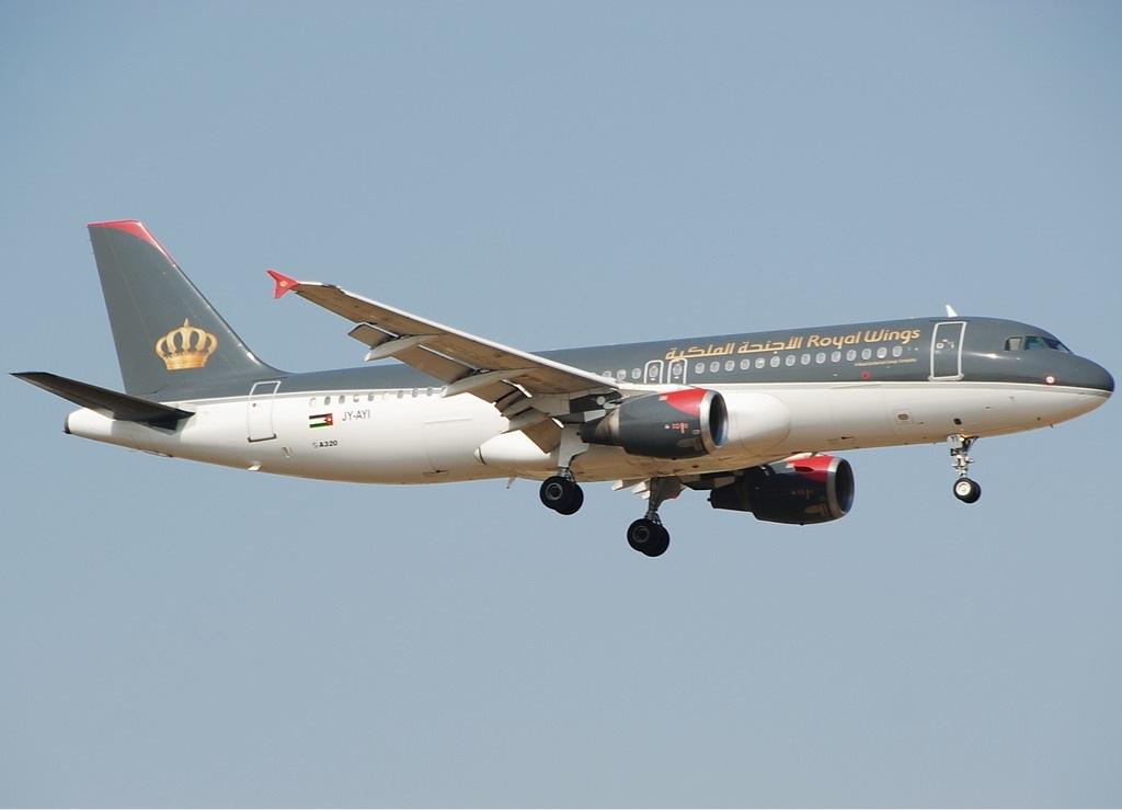 Royal Wings Airbus A320-200 (Foto: Roland Nussbaumer | GNU 1.2)