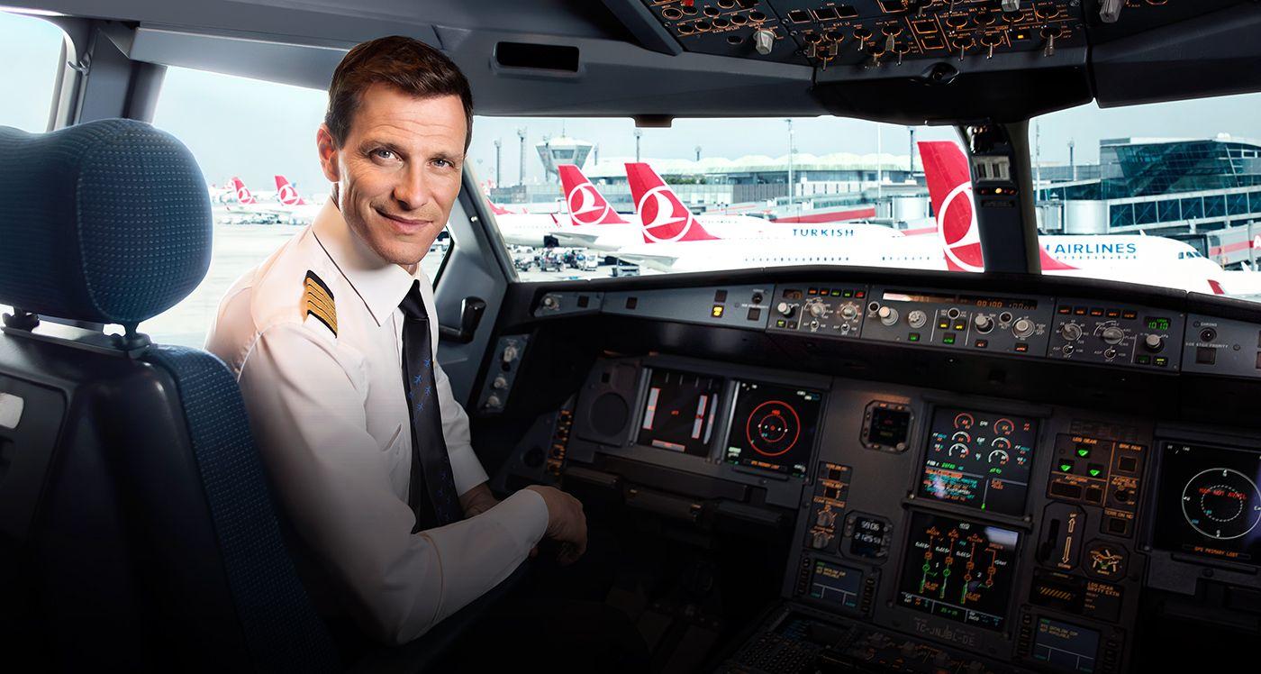 Turkish Airlines skal bruge mange nye piloter i fremtiden. Foto: Turkish Airlines