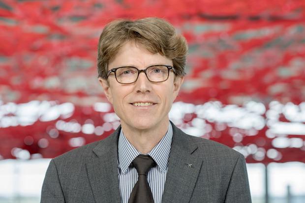 Administrerende direktør for Berlin Brandenburg-lufthavn, Engelbert Lütke Daldrup. (Foto: FBB)