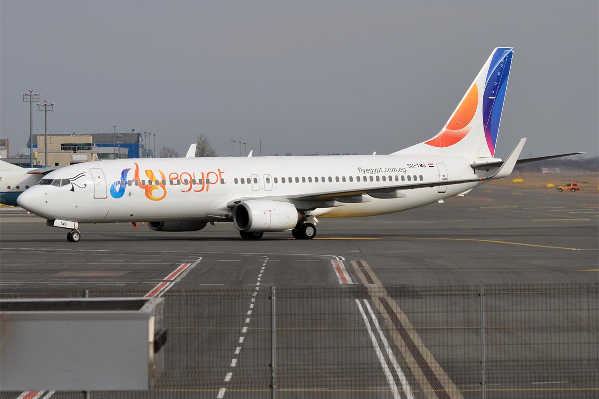 Boeing 737-800 fra FlyEgypt (Foto: Anna Zvereva | CC 2.0)