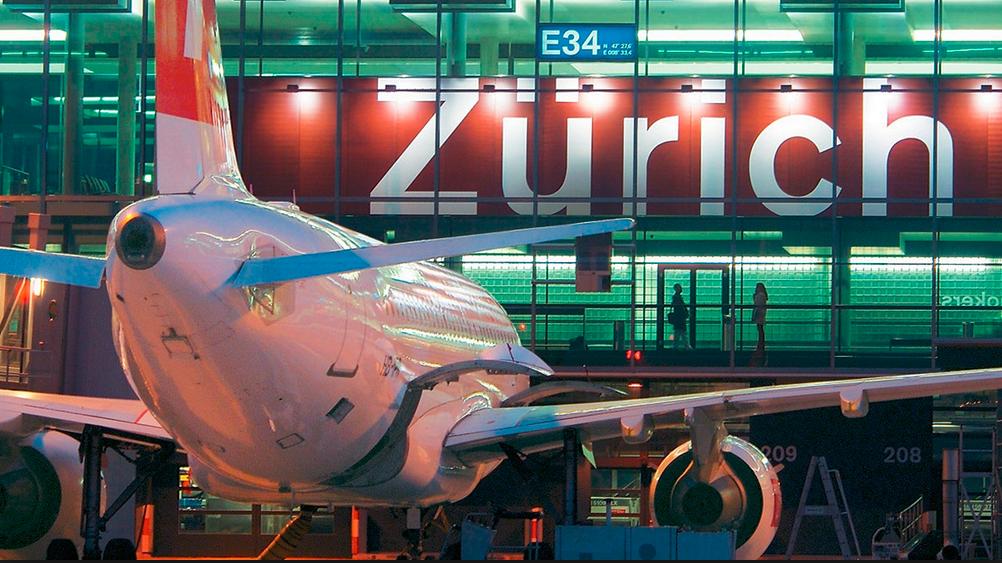 Zürich Airport (Foto: Zïurich Airport/PR)