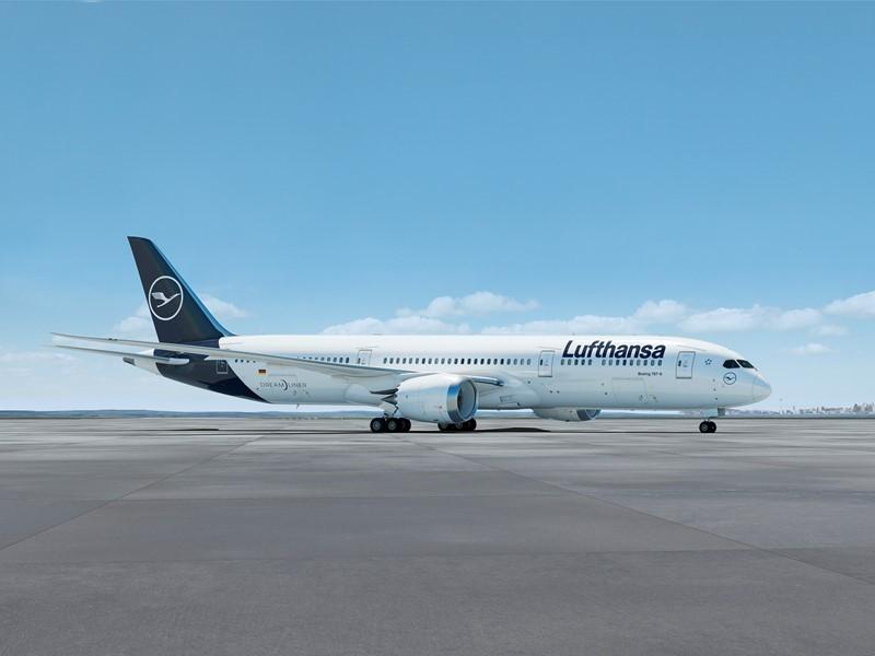 Lufthansa Group har bestilt 20 nye fly af typen Boeing 787-9 Dreamliner. Foto: Lufthansa Group