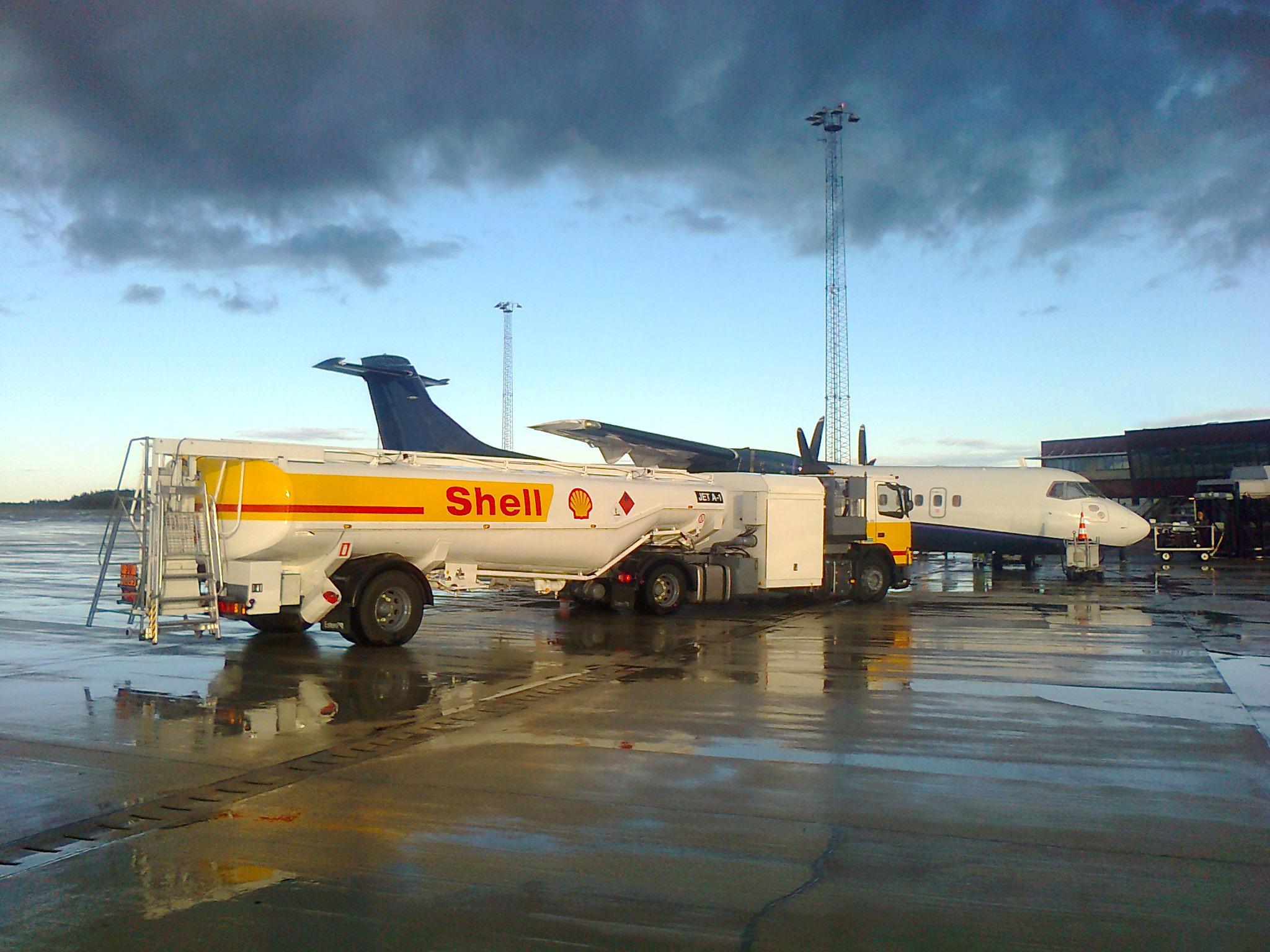 Nyt samarbejde om levering af flybrændstof i syv danske lufthavne.