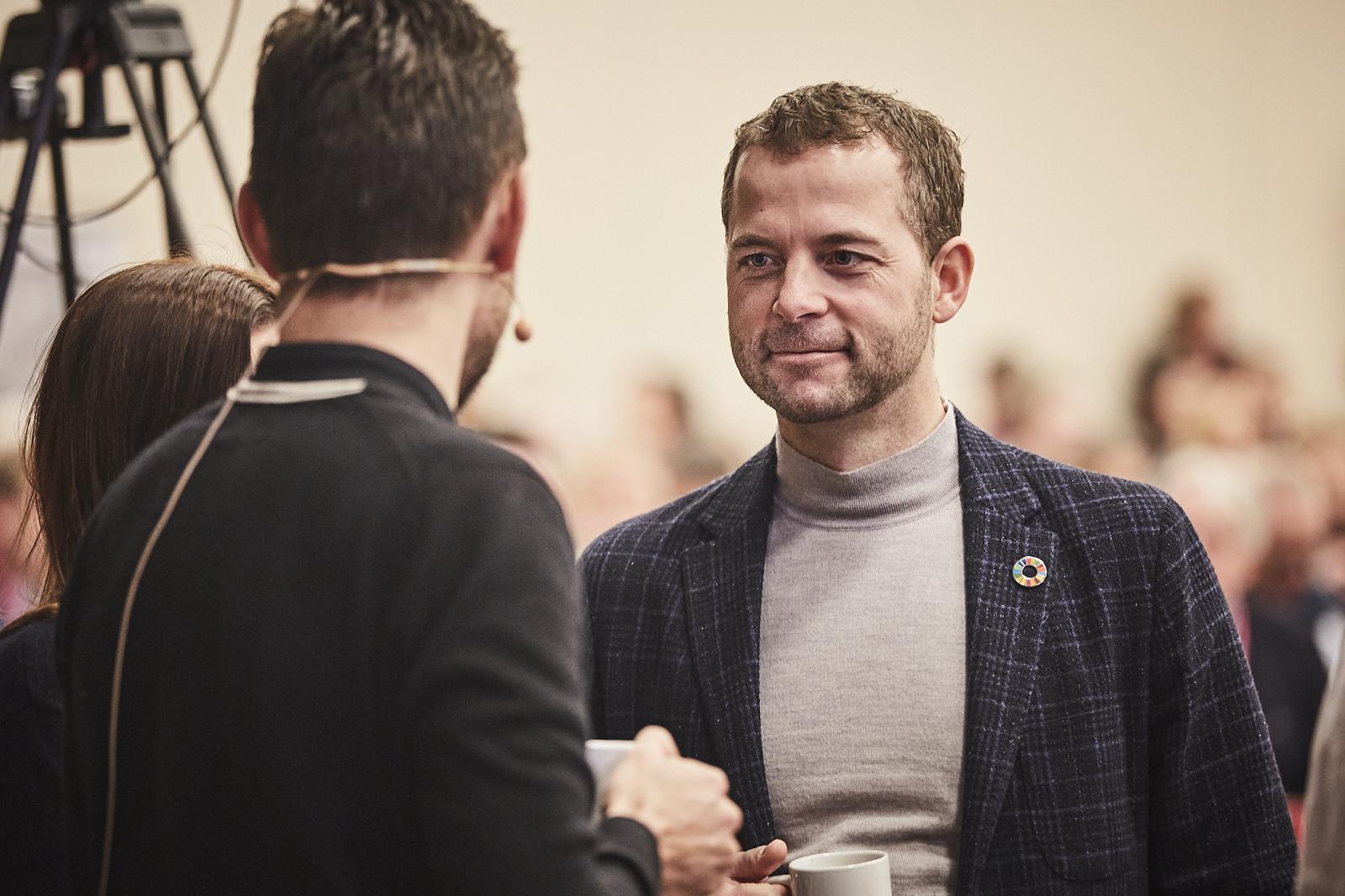 Partileder Morten Østergaard fra Radikale Venstre. (Foto: Radikale Venstre/PR/CC 2.0)