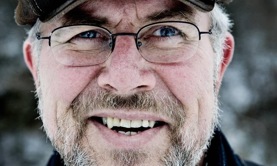 Stefan G. Rasmussen (Foto: Ilan Bender)