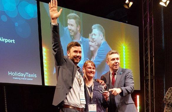 Billund Lufthavn vinder a Routes Europe Marketing Award 2019. (Foto: Routesonline.com)