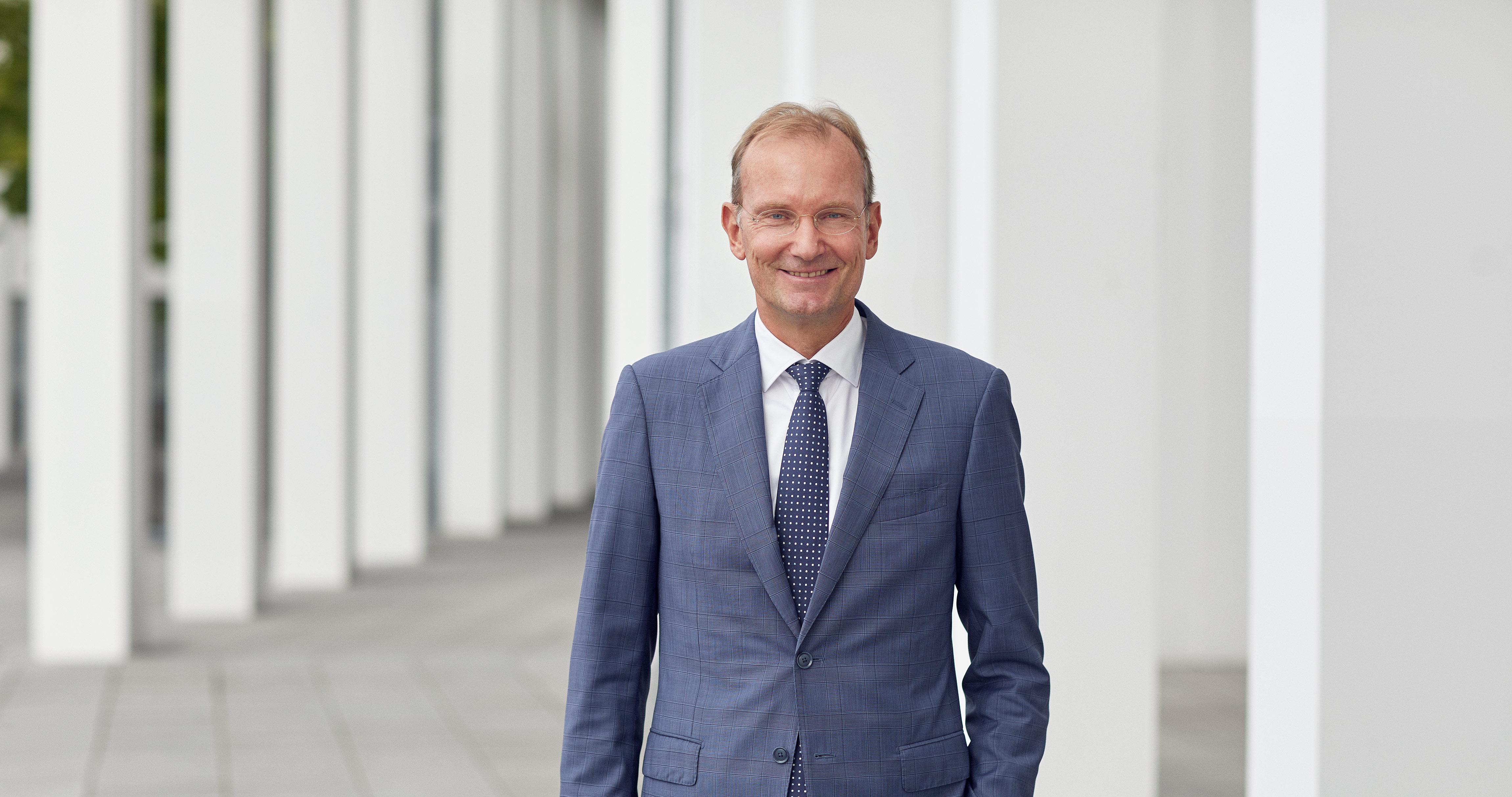 Niels Smedegaard (Foto: DFDS/PR)