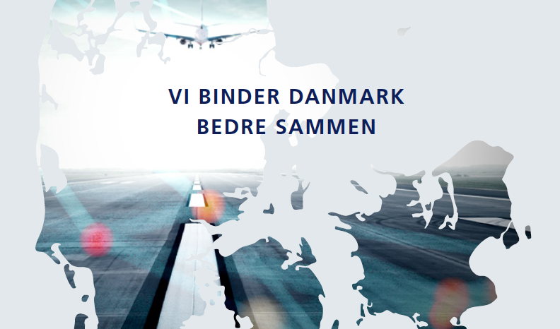 Hvidbog om infrastrukturprojekter fra Danmarks Lufthavne