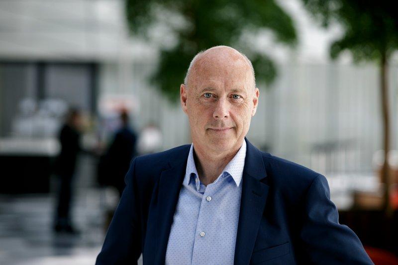 Branchedirektør Michael Svane, DI Transport. (Foto: Hans Søndergård | Dansk Industri)