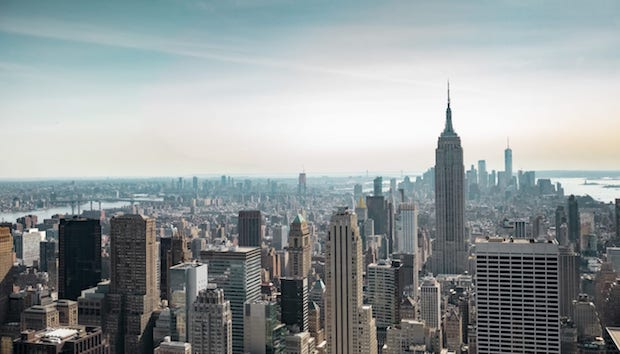 Norwegian har i øjeblikket 11 direkte ruter til New York. Foto: Norwegian