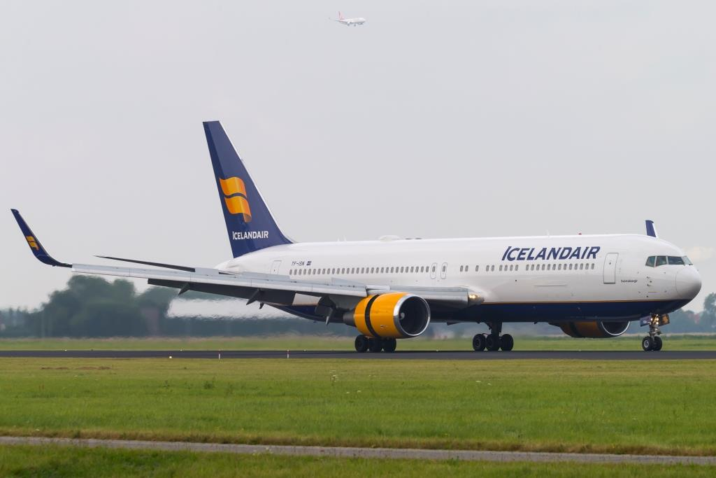 Boeing 767-300ER fra Icelandair. (Foto: Thorbjørn Brunander Sund | Danish Aviation Photo)