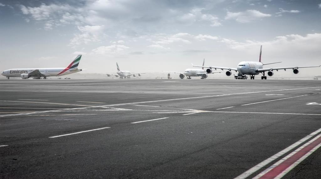 Dubai International Airport. (Foto: Dubai Airports/PR)