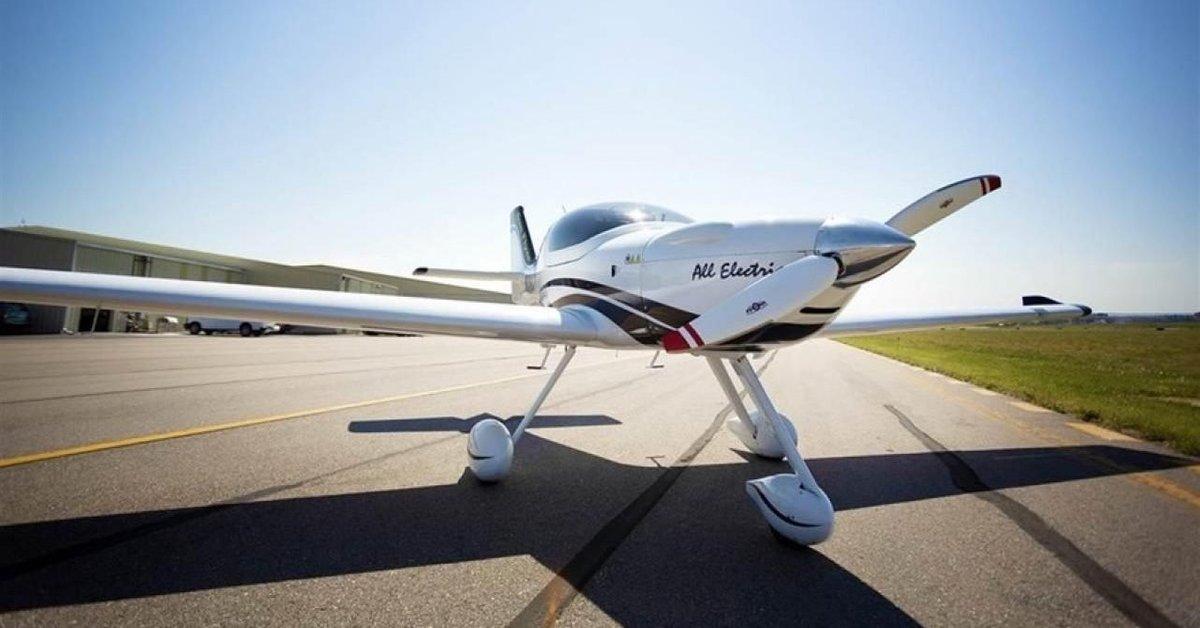 eFlyer2 fra Bye Aerospace i Denver. (Foto: Bye Aerospace/PR(