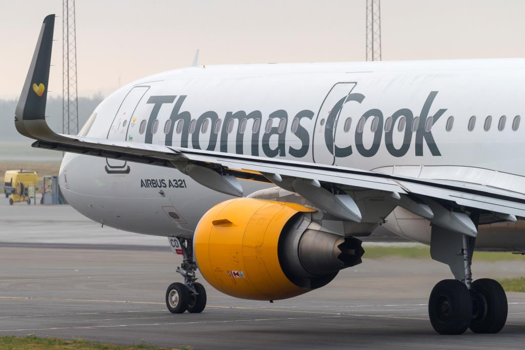 Airbus A31-200 fra Thomas Cook Airlines Scandinavia. (Foto: © Thorbjørn Brunander Sund | Danish Aviation Photo)