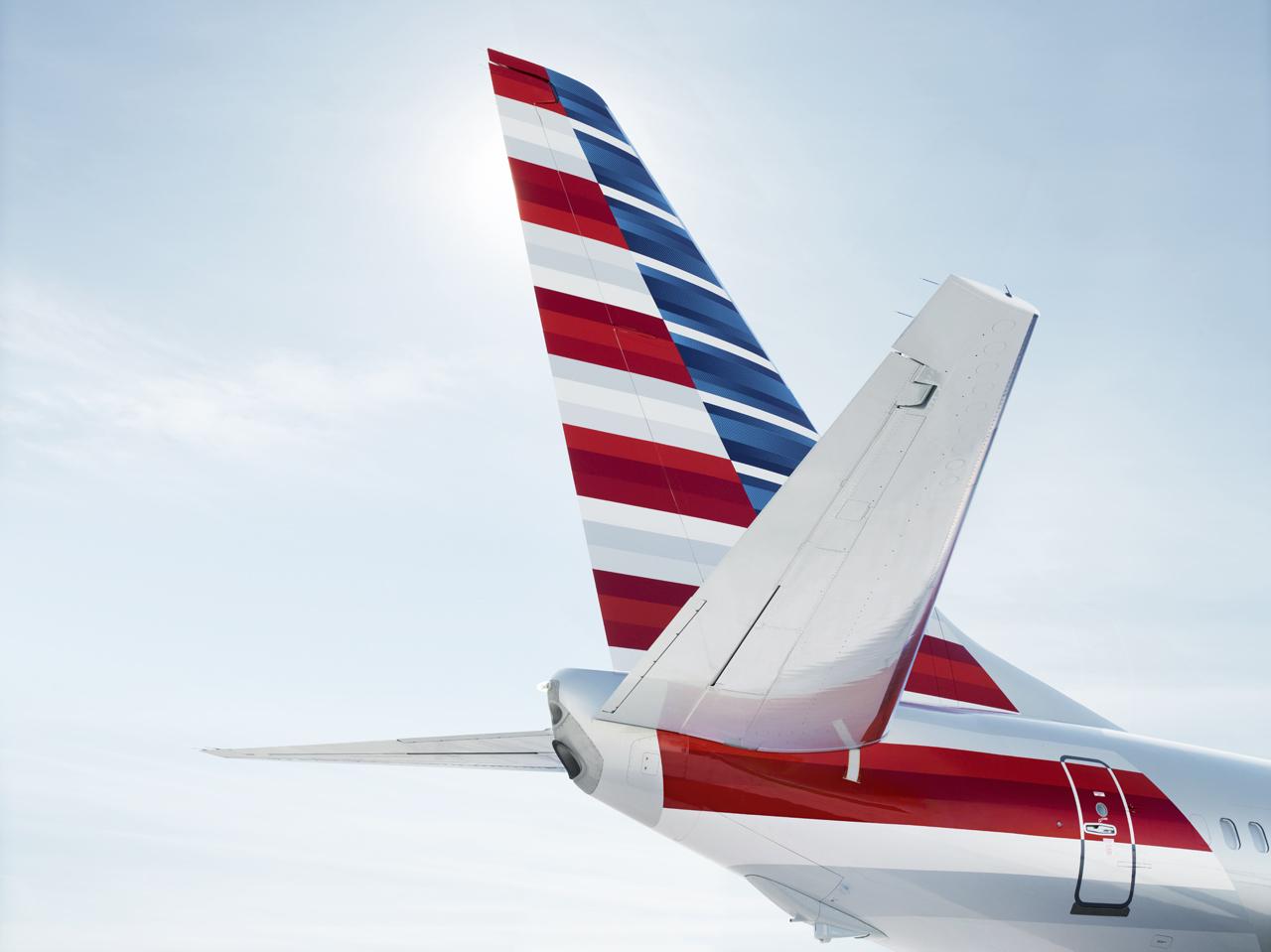 American Airlines Boeing 737 haleror (foto: American Airlines)