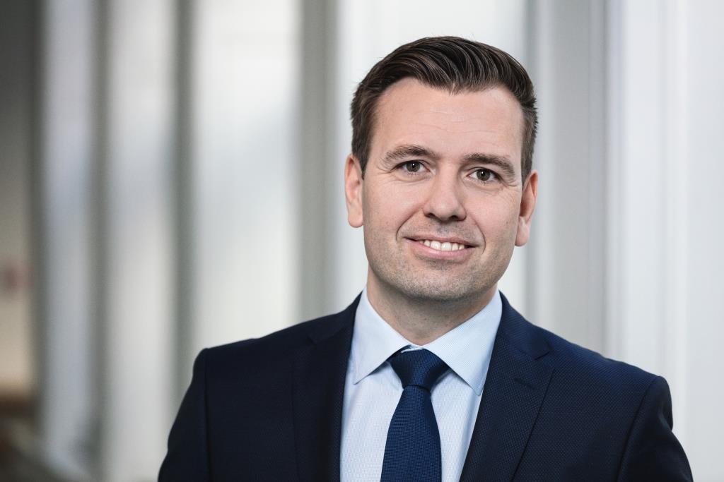 Kenni Leth er ny pressechef i Københavns Lufthavn. (Foto: Ulrik Jantzen)