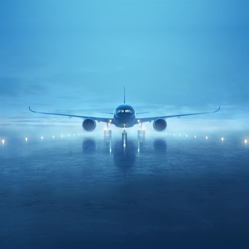 SAS Airbus A350 (foto: SAS)