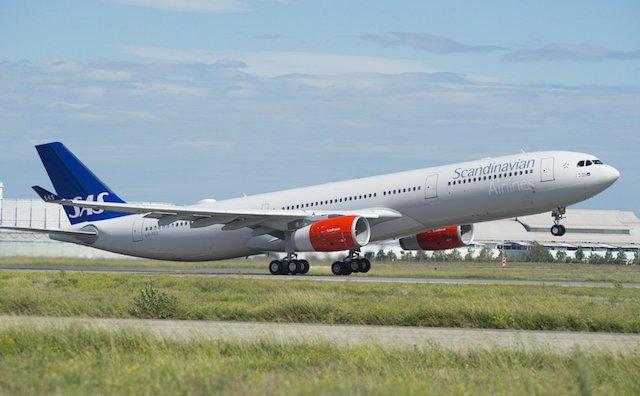 SAS fik det første nye Airbus A330-300 Enhanced leveret i 2015. (Foto: Airbus)