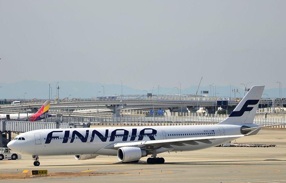 Airbus A330-300 fra Finnair. (Foto: Alex Len | CC 3.0)