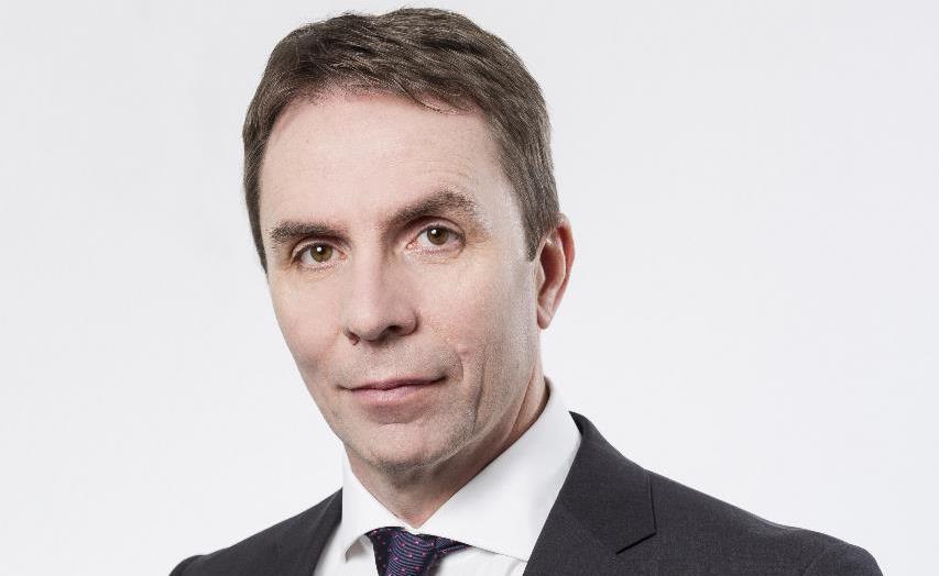 József Váradi, koncernchef hos Wizz Air. (Foto: Wizz Air/PR)