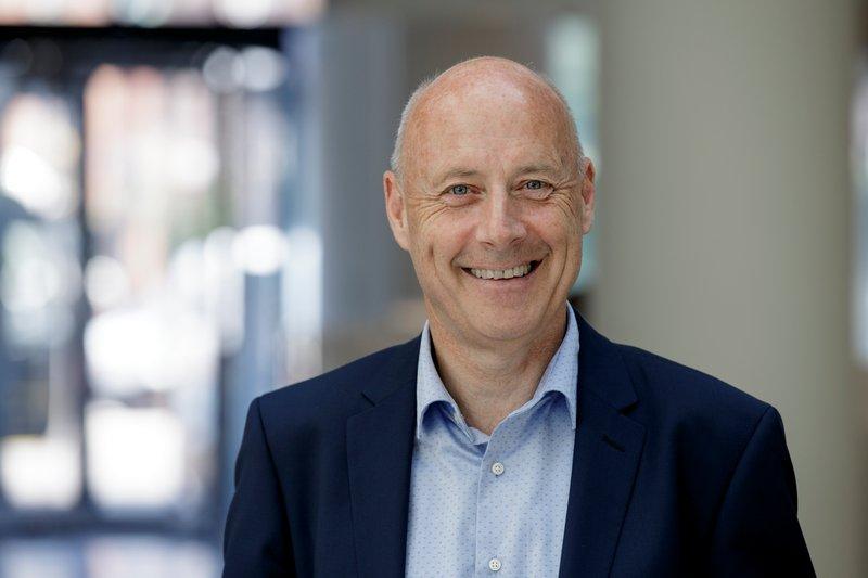 Branchedirektør Michael Svane, DI (Foto: Hans Søndergaard | DI)