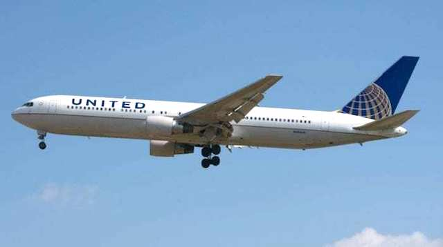 United Airlines Boeing 767-300ER. (Foto: Wikimedia Commons)