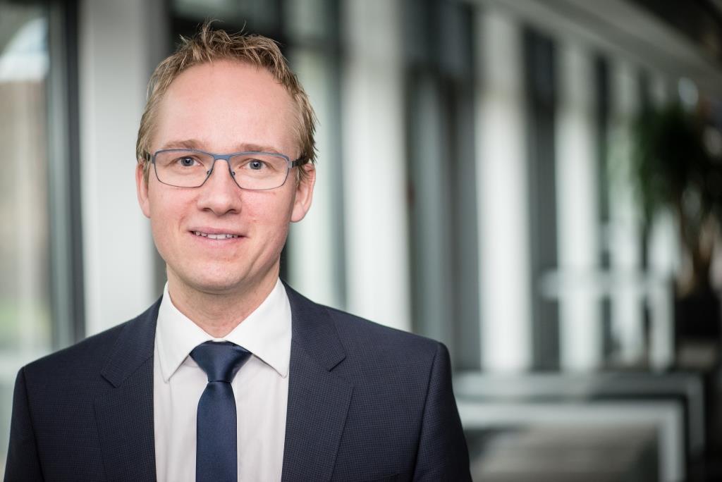 Aktieanalysechef Jacob Pedersen fra Sydbank. (Foto: Sydbank | PR)