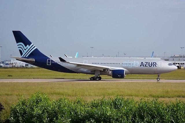 En af Aigle Azurs A330-200. Foto: Wikimedia Commons
