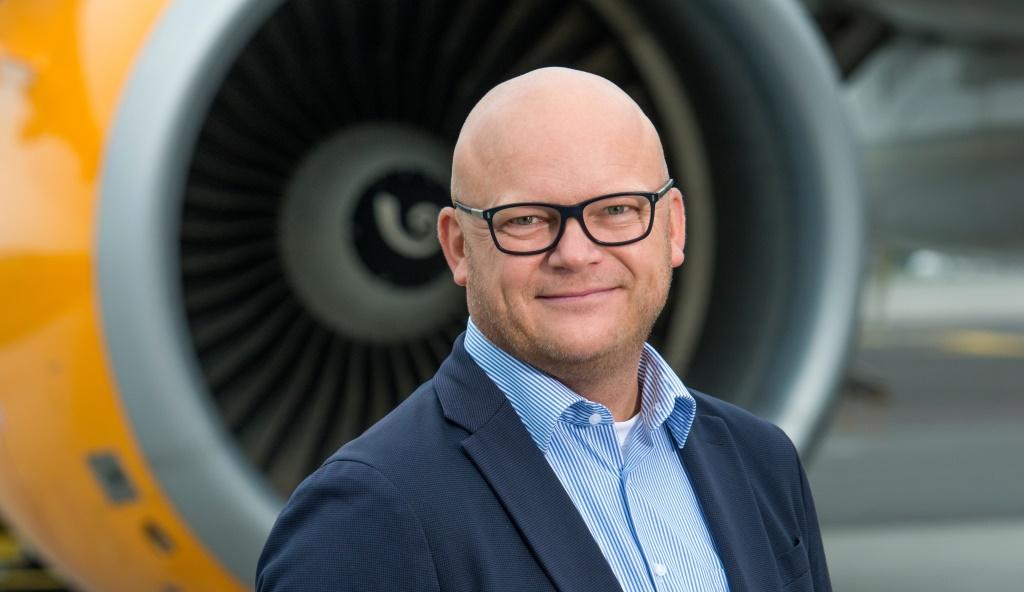 Adm. direktør Jan Hessellund fra Billund Lufthavn. (Foto: Billund Lufthavn | PR)